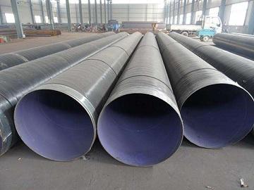 tpep防腐钢管生产
